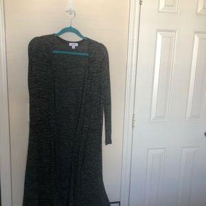 LLR Longline Duster Sweater